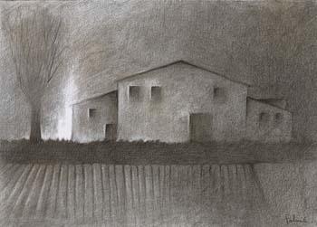 Disegno casa campagna for Casa disegno
