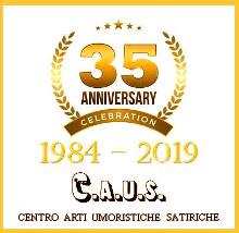 Anniversario dei 35 anni di attività del Caus