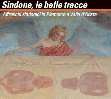 Affreschi sindonici in Piemonte e Valle d�Aosta