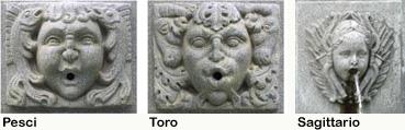 Zodiaco della Fontana Angelica