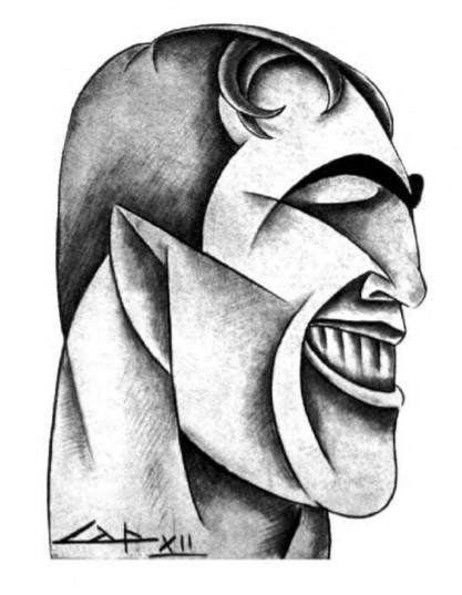 Caricatura Calligrafica