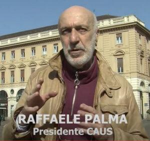 Intervista Raffaele Palma sui senzatetto