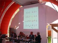 Salone d'Onore Accademia Albertina di Belle Arti - Conferenza premiazione