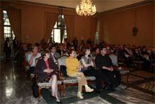 Palazzo Lascaris – Sala Viglione Conferenza e Premiazione